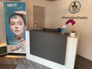 Anmeldung physioAesthetic Beauty & more Luwigsburg